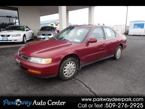 1996 Honda Accord for sale in Deer Park, WA