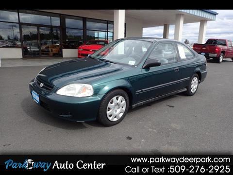 1999 Honda Civic for sale in Deer Park, WA