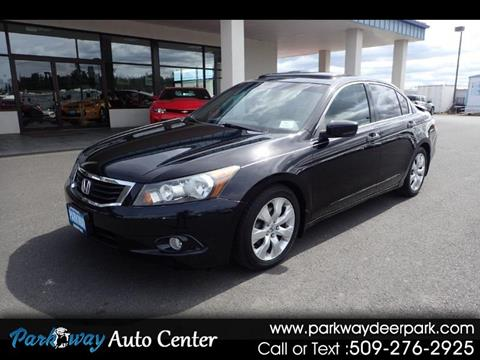 2008 Honda Accord for sale in Deer Park, WA