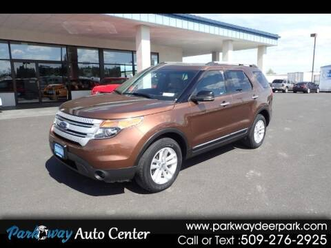 2011 Ford Explorer for sale at PARKWAY AUTO CENTER AND RV in Deer Park WA
