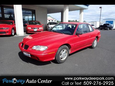 1998 Pontiac Grand Am for sale in Deer Park, WA