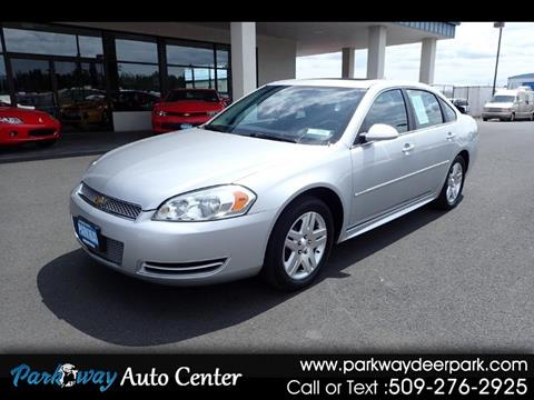 2013 Chevrolet Impala for sale in Deer Park, WA