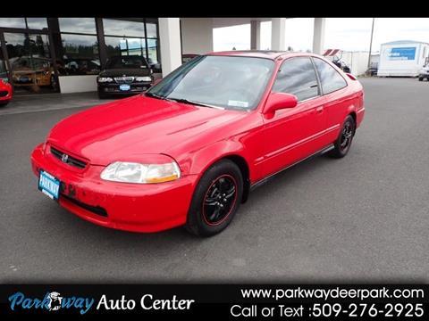 1997 Honda Civic for sale in Deer Park, WA