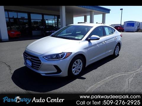 2017 Hyundai Elantra for sale in Deer Park, WA