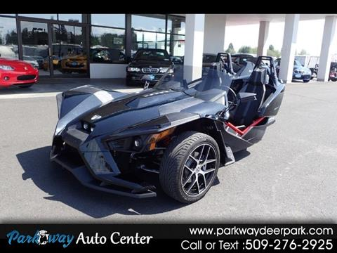 2016 Polaris Slingshot for sale in Deer Park, WA