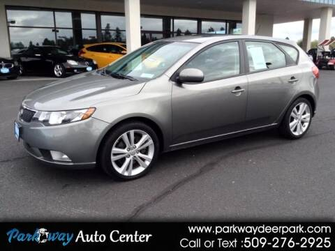 2011 Kia Forte5 for sale at PARKWAY AUTO CENTER AND RV in Deer Park WA