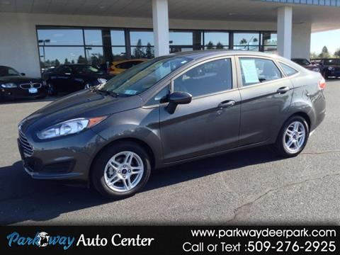 2018 Ford Fiesta for sale in Deer Park, WA
