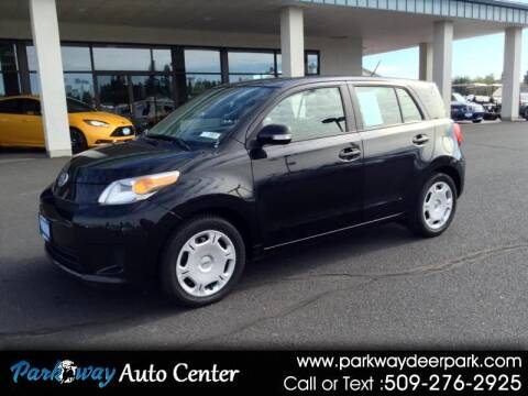 2008 Scion xD for sale at PARKWAY AUTO CENTER AND RV in Deer Park WA