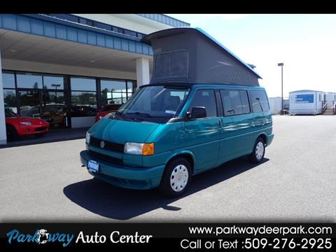 1993 Volkswagen EuroVan for sale in Deer Park, WA