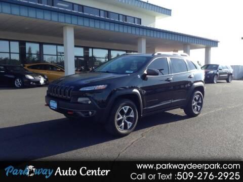 2015 Jeep Cherokee for sale in Deer Park, WA