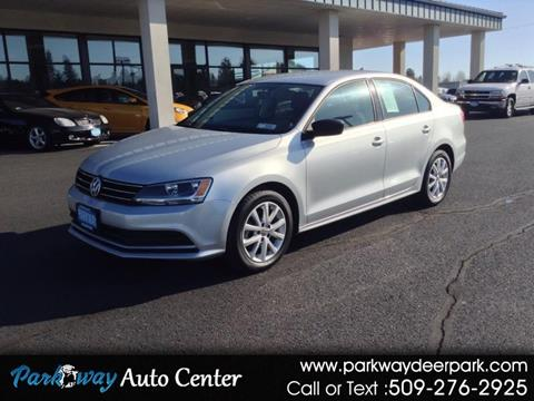 2015 Volkswagen Jetta for sale in Deer Park, WA