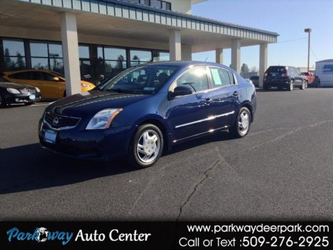 2011 Nissan Sentra for sale in Deer Park, WA