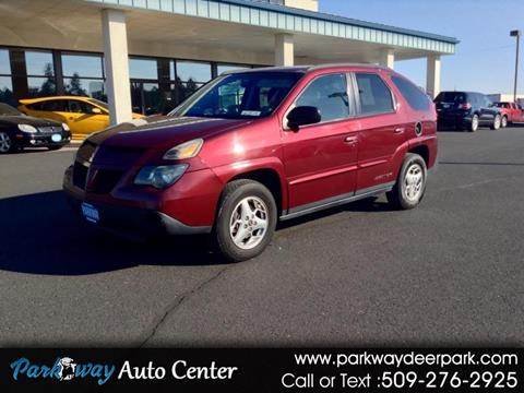 2004 Pontiac Aztek for sale in Deer Park, WA