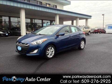 2014 Hyundai Elantra GT for sale at PARKWAY AUTO CENTER AND RV in Deer Park WA