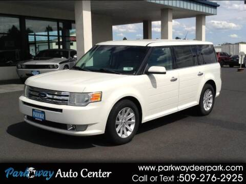 2009 Ford Flex for sale at PARKWAY AUTO CENTER AND RV in Deer Park WA