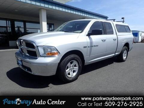 2011 RAM Ram Pickup 1500 for sale at PARKWAY AUTO CENTER AND RV in Deer Park WA