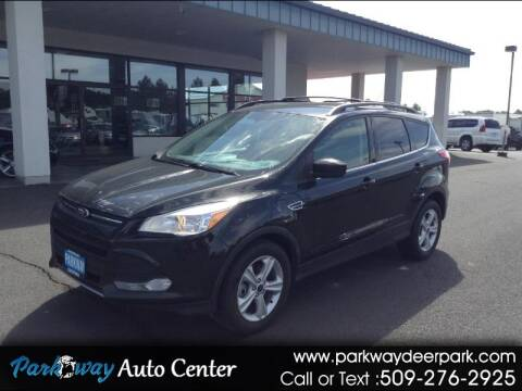 2013 Ford Escape for sale at PARKWAY AUTO CENTER AND RV in Deer Park WA