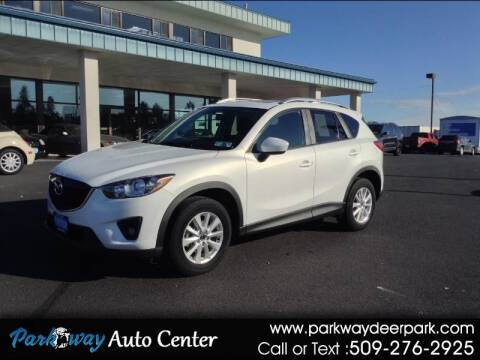 2013 Mazda CX-5 for sale at PARKWAY AUTO CENTER AND RV in Deer Park WA
