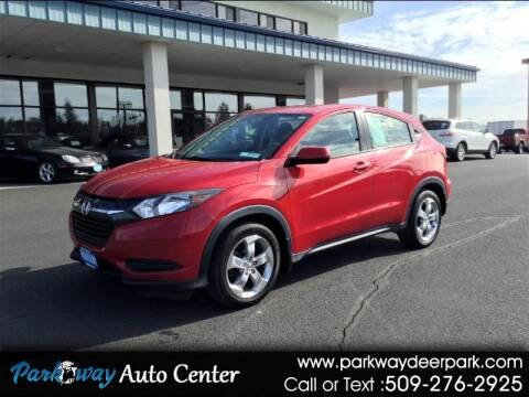 2016 Honda HR-V for sale at PARKWAY AUTO CENTER AND RV in Deer Park WA