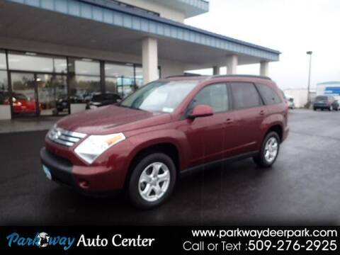 2008 Suzuki XL7 for sale at PARKWAY AUTO CENTER AND RV in Deer Park WA