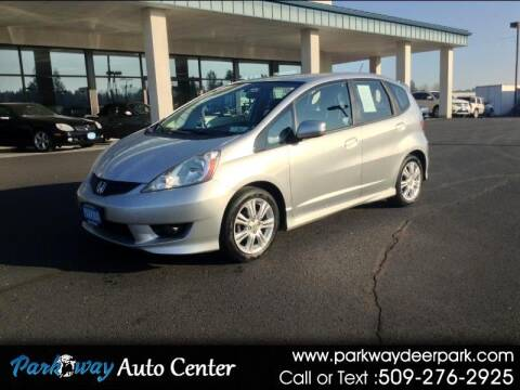 2011 Honda Fit for sale at PARKWAY AUTO CENTER AND RV in Deer Park WA