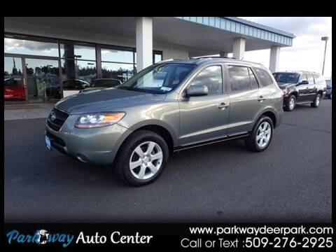 2007 Hyundai Santa Fe for sale at PARKWAY AUTO CENTER AND RV in Deer Park WA