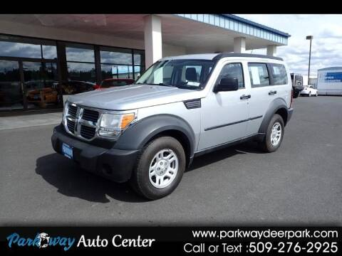 2008 Dodge Nitro for sale at PARKWAY AUTO CENTER AND RV in Deer Park WA