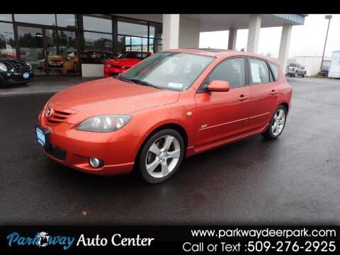2005 Mazda MAZDA3 for sale at PARKWAY AUTO CENTER AND RV in Deer Park WA
