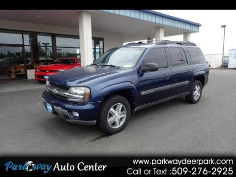 2004 Chevrolet TrailBlazer EXT for sale at PARKWAY AUTO CENTER AND RV in Deer Park WA