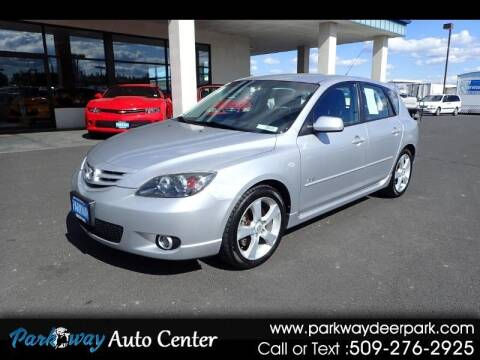 2004 Mazda MAZDA3 for sale at PARKWAY AUTO CENTER AND RV in Deer Park WA
