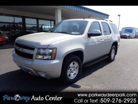 2007 Chevrolet Tahoe for sale at PARKWAY AUTO CENTER AND RV in Deer Park WA