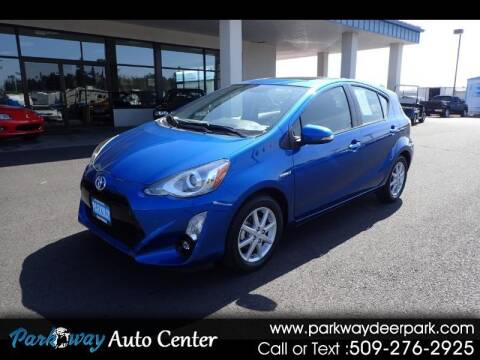 2015 Toyota Prius c for sale at PARKWAY AUTO CENTER AND RV in Deer Park WA