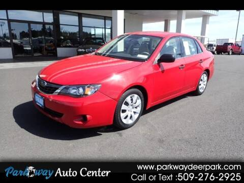2008 Subaru Impreza for sale at PARKWAY AUTO CENTER AND RV in Deer Park WA