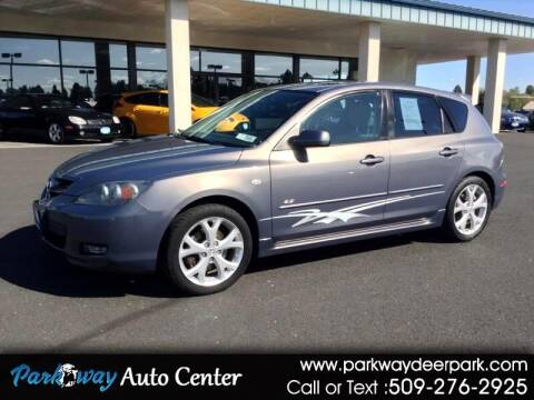 2008 Mazda MAZDA3 for sale at PARKWAY AUTO CENTER AND RV in Deer Park WA