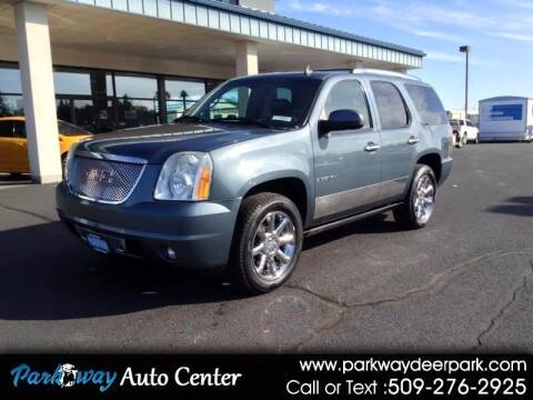 2007 GMC Yukon for sale at PARKWAY AUTO CENTER AND RV in Deer Park WA