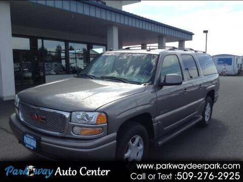 2005 GMC Yukon XL for sale at PARKWAY AUTO CENTER AND RV in Deer Park WA