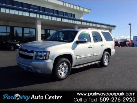 2010 Chevrolet Tahoe for sale at PARKWAY AUTO CENTER AND RV in Deer Park WA