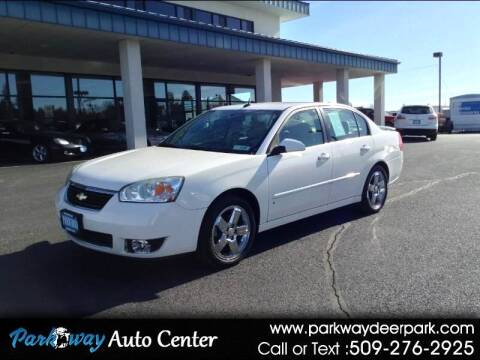 2007 Chevrolet Malibu for sale at PARKWAY AUTO CENTER AND RV in Deer Park WA