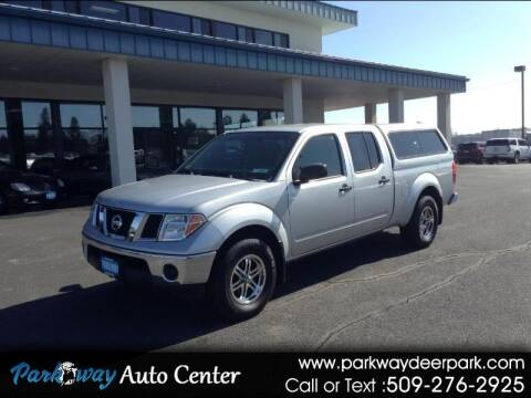2007 Nissan Frontier for sale at PARKWAY AUTO CENTER AND RV in Deer Park WA