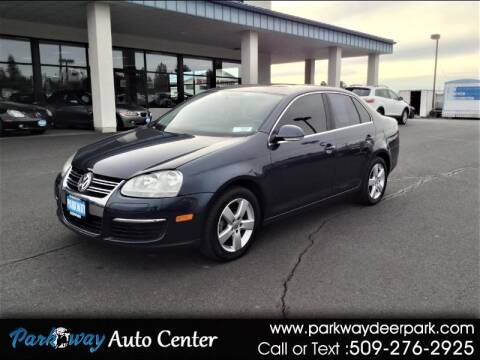 2008 Volkswagen Jetta for sale at PARKWAY AUTO CENTER AND RV in Deer Park WA
