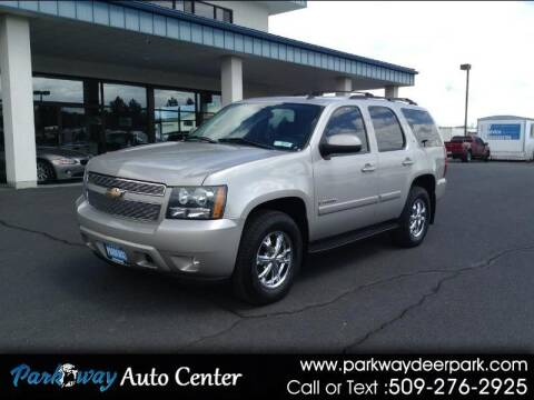 2009 Chevrolet Tahoe for sale at PARKWAY AUTO CENTER AND RV in Deer Park WA