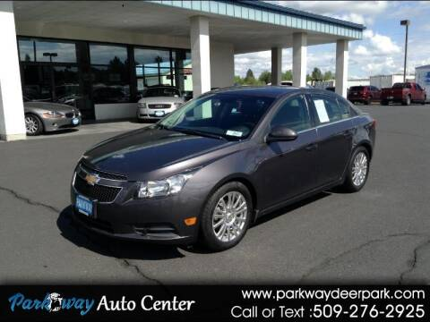 2011 Chevrolet Cruze for sale at PARKWAY AUTO CENTER AND RV in Deer Park WA