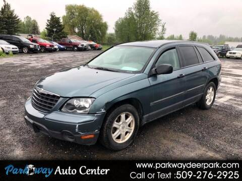 2006 Chrysler Pacifica for sale at PARKWAY AUTO CENTER AND RV in Deer Park WA
