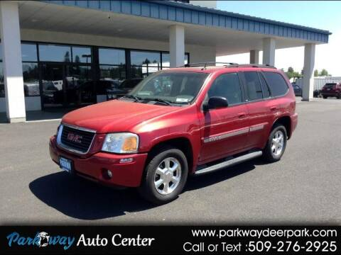 2004 GMC Envoy for sale at PARKWAY AUTO CENTER AND RV in Deer Park WA