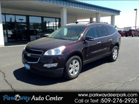 2010 Chevrolet Traverse for sale at PARKWAY AUTO CENTER AND RV in Deer Park WA