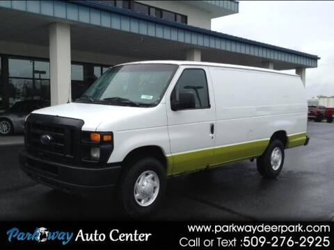 2008 Ford E-Series Cargo for sale at PARKWAY AUTO CENTER AND RV in Deer Park WA