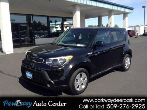 2016 Kia Soul for sale at PARKWAY AUTO CENTER AND RV in Deer Park WA