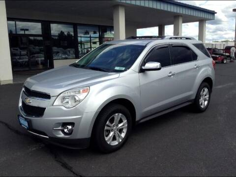 2013 Chevrolet Equinox for sale at PARKWAY AUTO CENTER AND RV in Deer Park WA