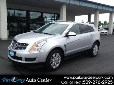 2011 Cadillac SRX for sale at PARKWAY AUTO CENTER AND RV in Deer Park WA
