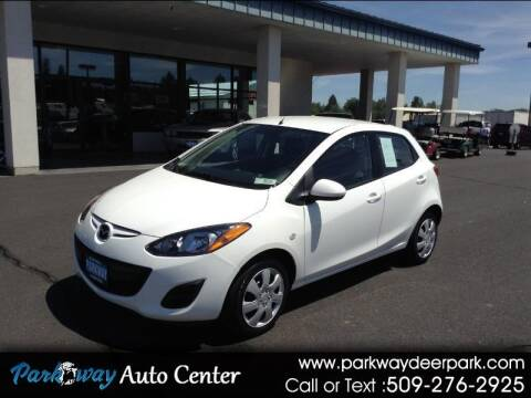 2012 Mazda MAZDA2 for sale at PARKWAY AUTO CENTER AND RV in Deer Park WA